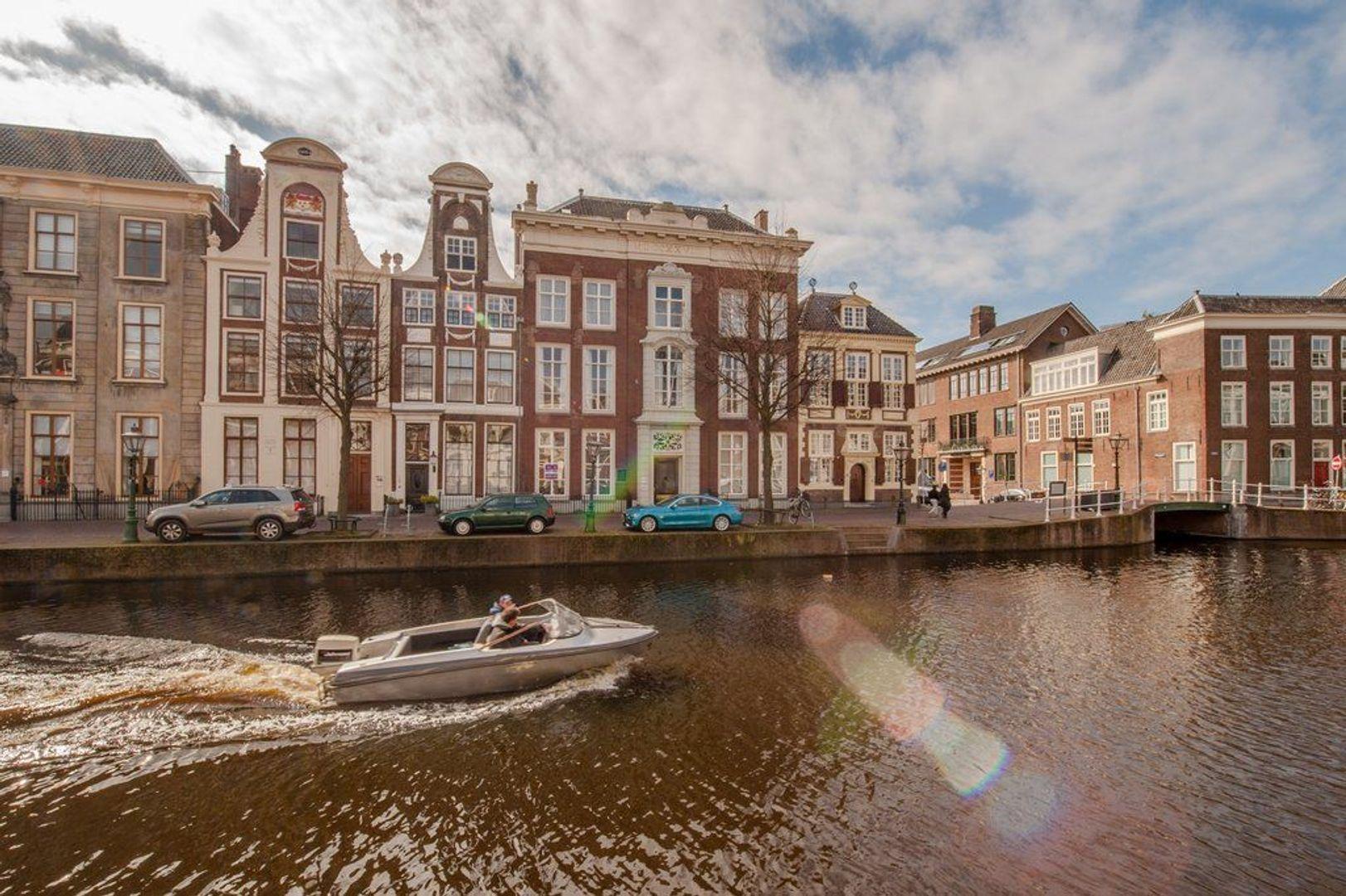 Rapenburg 27 A, Leiden foto-28 blur