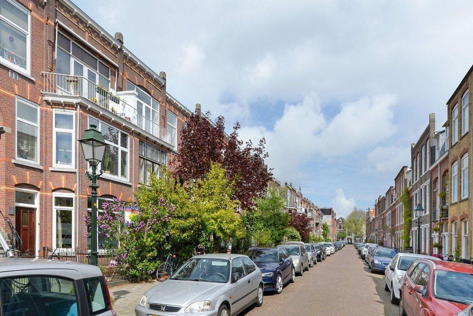 Fultonstraat 101, Den Haag foto-22 blur