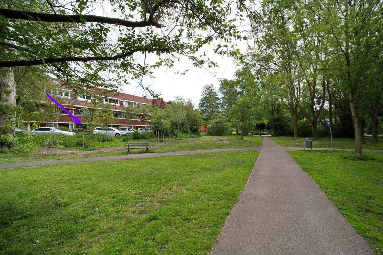 Hoekwaterstraat 14, Voorburg foto-34 blur