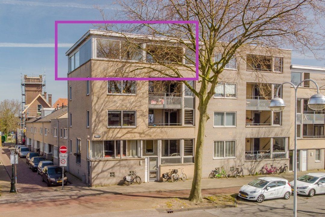 Langegracht 222, Leiden