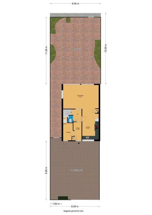 Meppelrade 2, Den Haag plattegrond-27