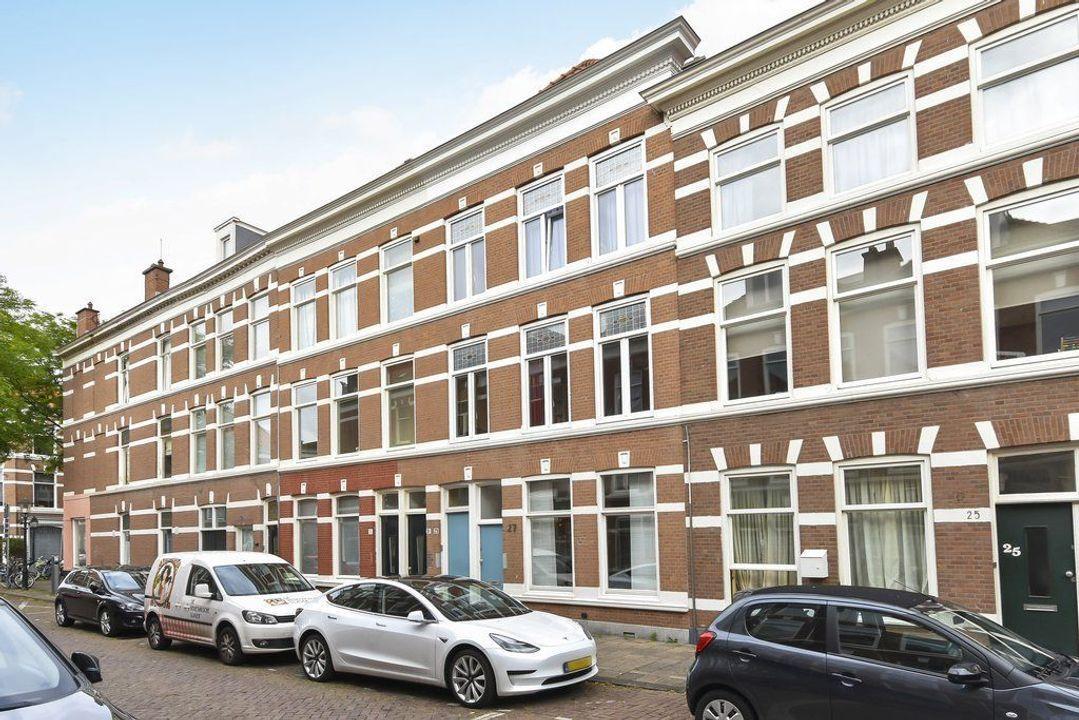 Chassestraat 27, Den Haag