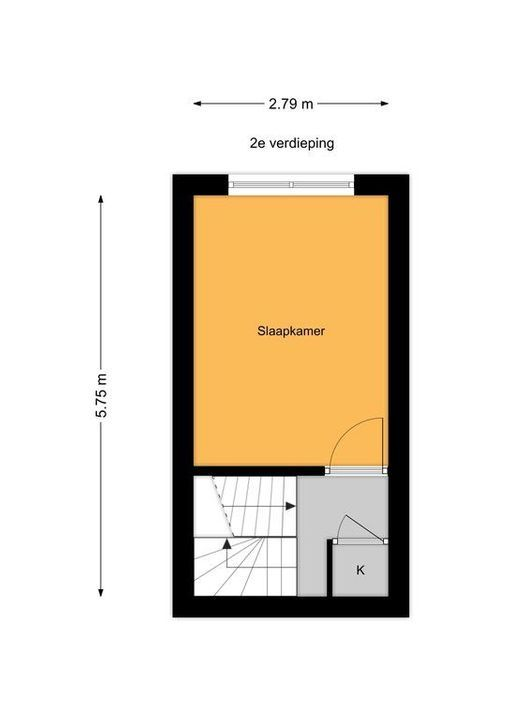 Marconistraat 29, Den Haag plattegrond-35