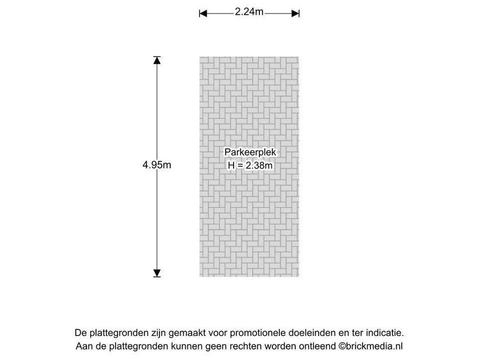 Dr. Lelykade 271, Den Haag plattegrond-44