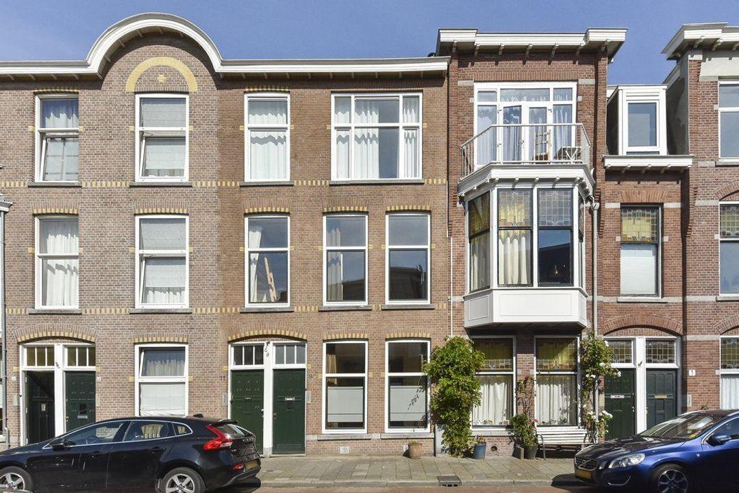Blois van Treslongstraat 9, Den Haag