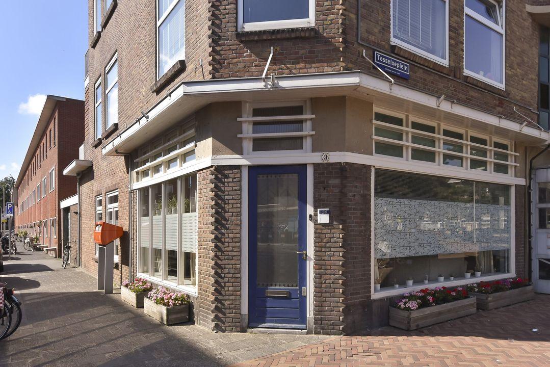 Tesselseplein 36, Den Haag