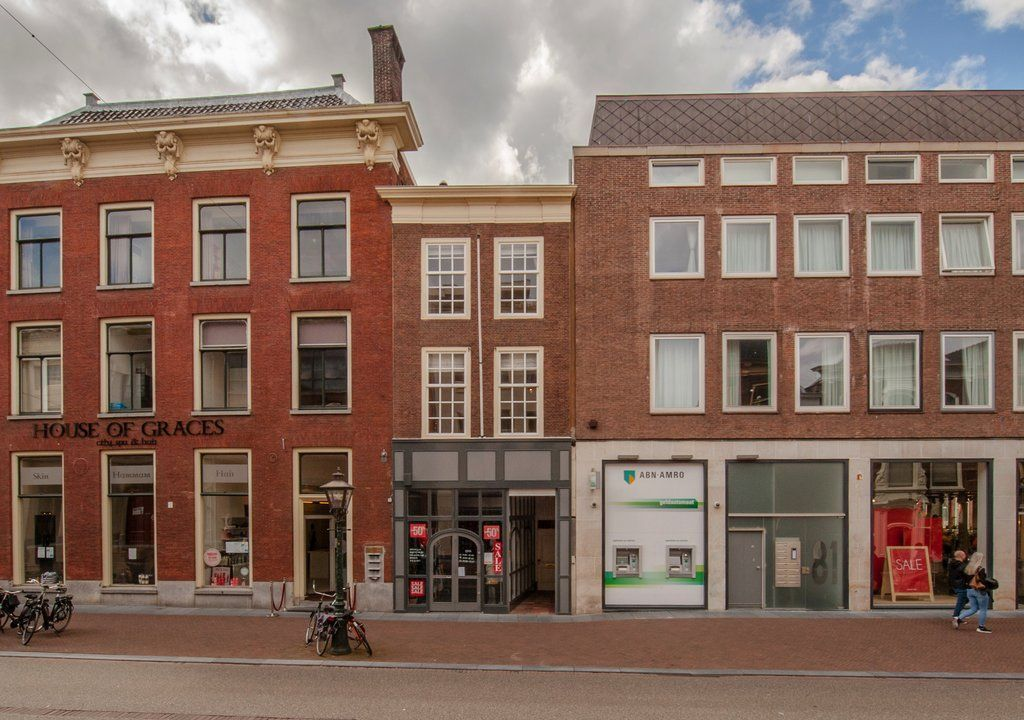 Breestraat 83 a, Leiden