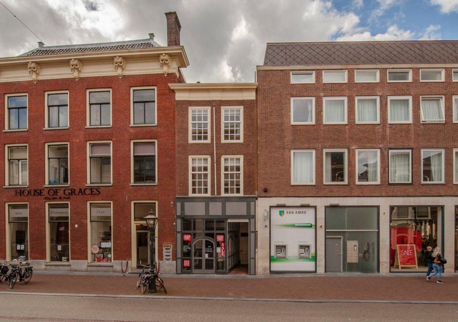 Breestraat 83 a, Leiden foto-0 blur