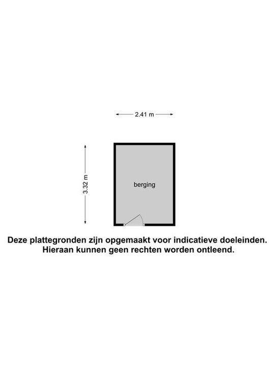Brahmslaan 46, Leiden plattegrond-33