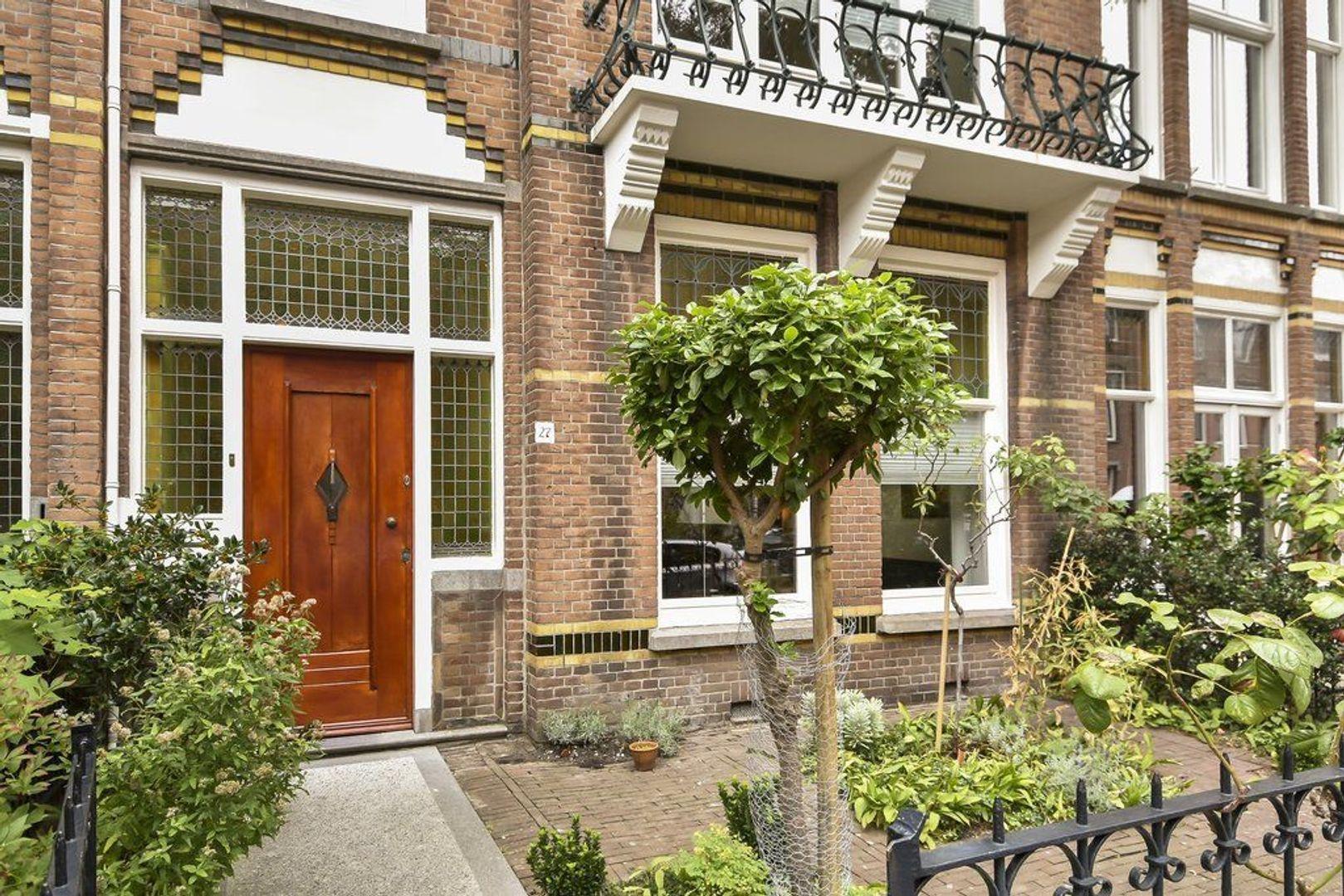 Danckertsstraat 27, Den Haag foto-1 blur
