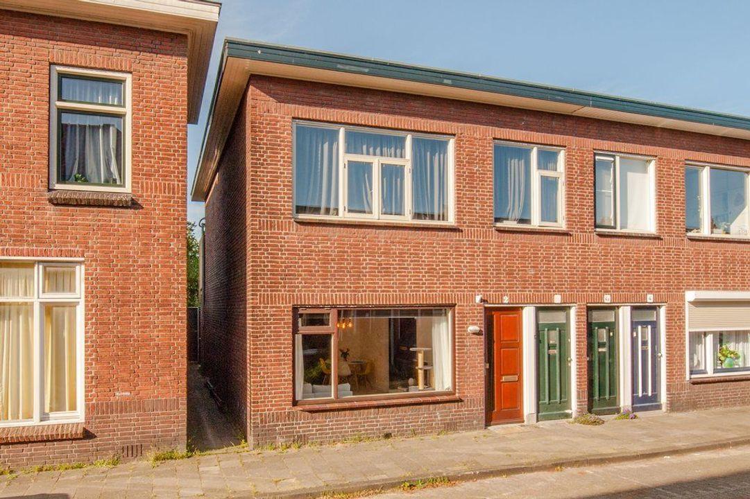Roemer Visscherstraat 2, Leiden
