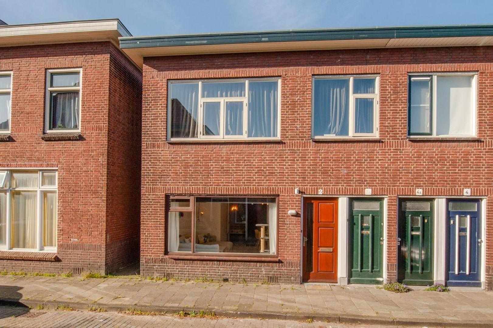 Roemer Visscherstraat 2, Leiden foto-33 blur