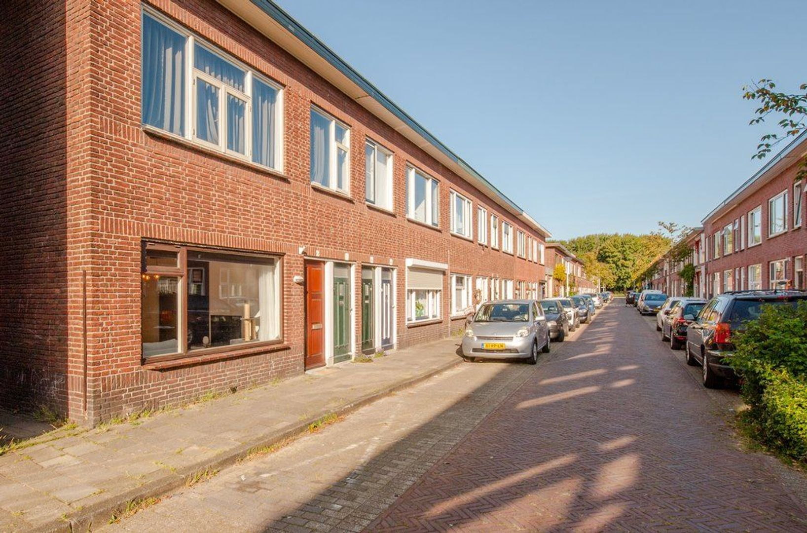 Roemer Visscherstraat 2, Leiden foto-34 blur
