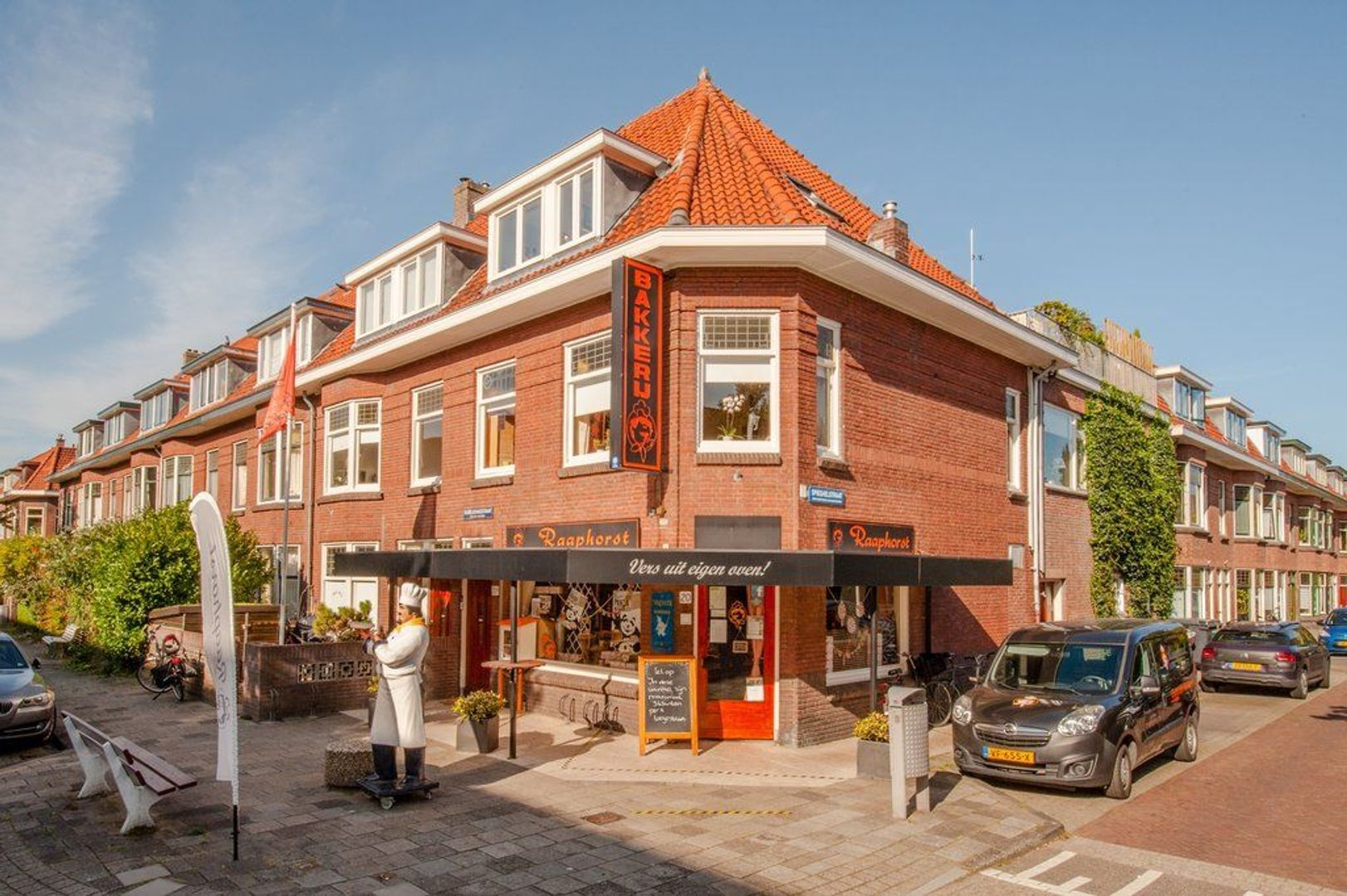Roemer Visscherstraat 2, Leiden foto-35 blur