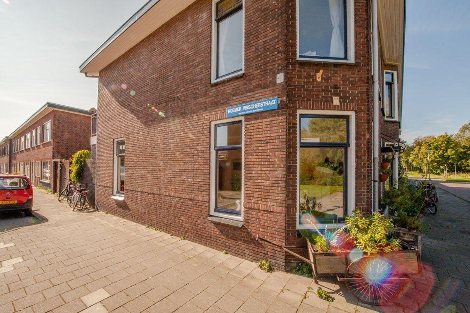 Roemer Visscherstraat 2, Leiden foto-36 blur