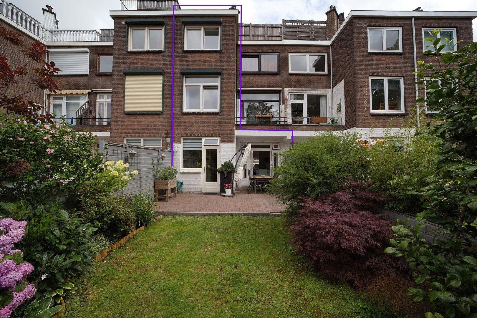Von Geusaustraat 147, Voorburg foto-32 blur