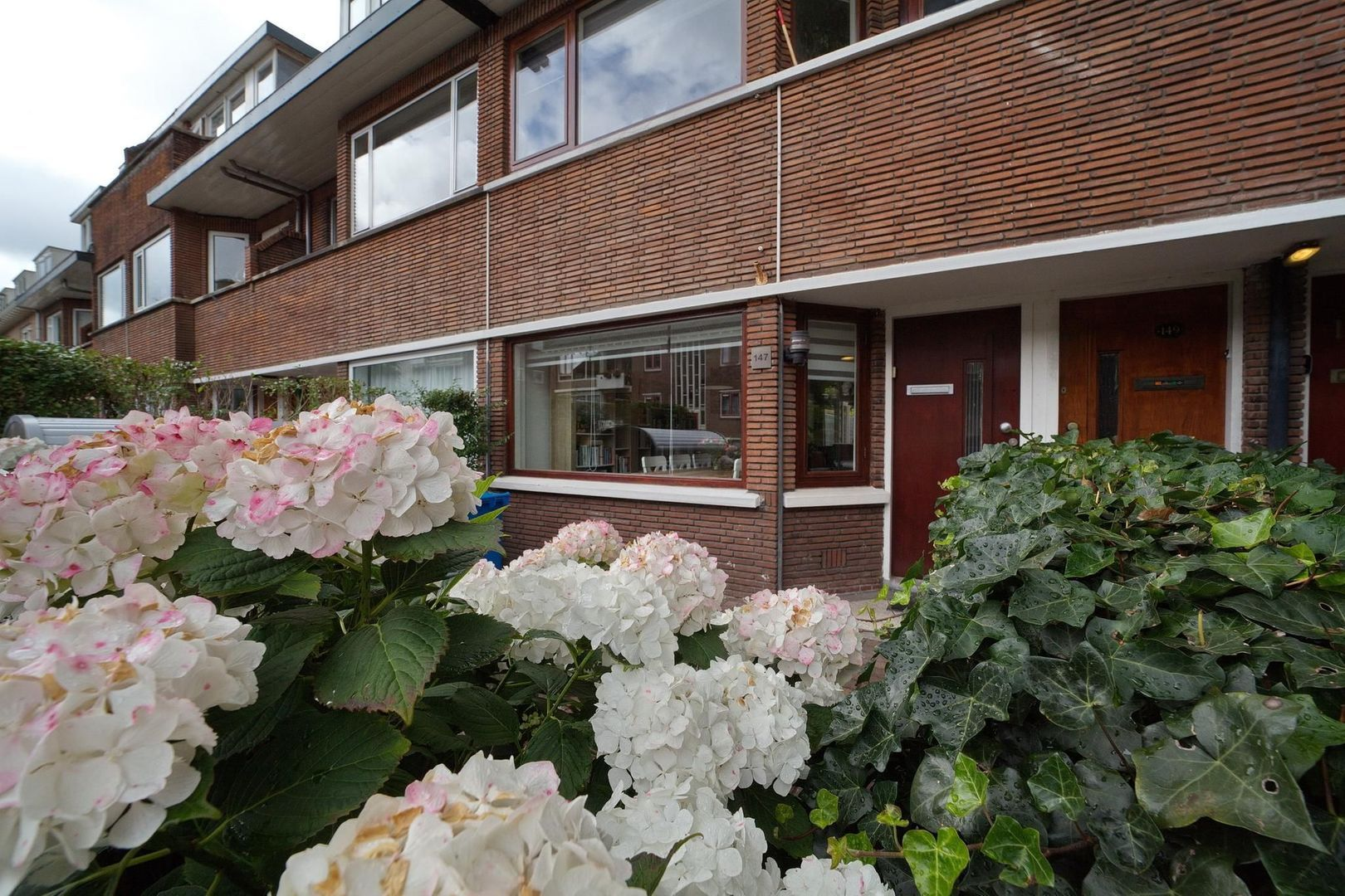 Von Geusaustraat 147, Voorburg foto-35 blur