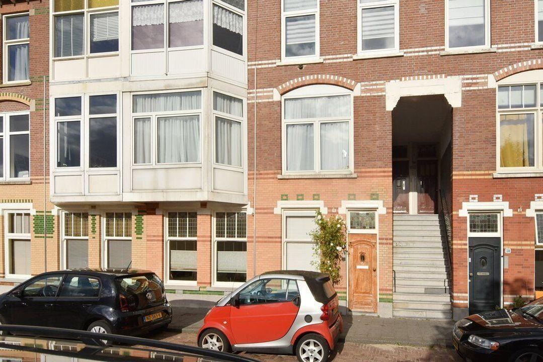 Valkenboskade 169, Den Haag
