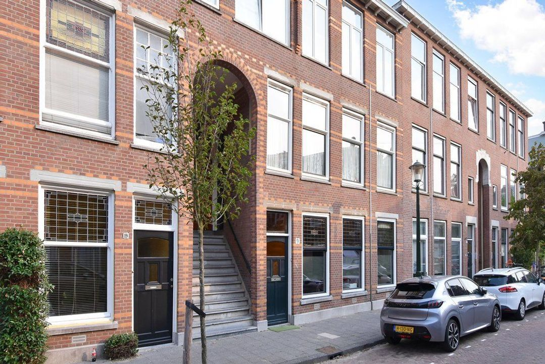 Halleystraat 9, Den Haag