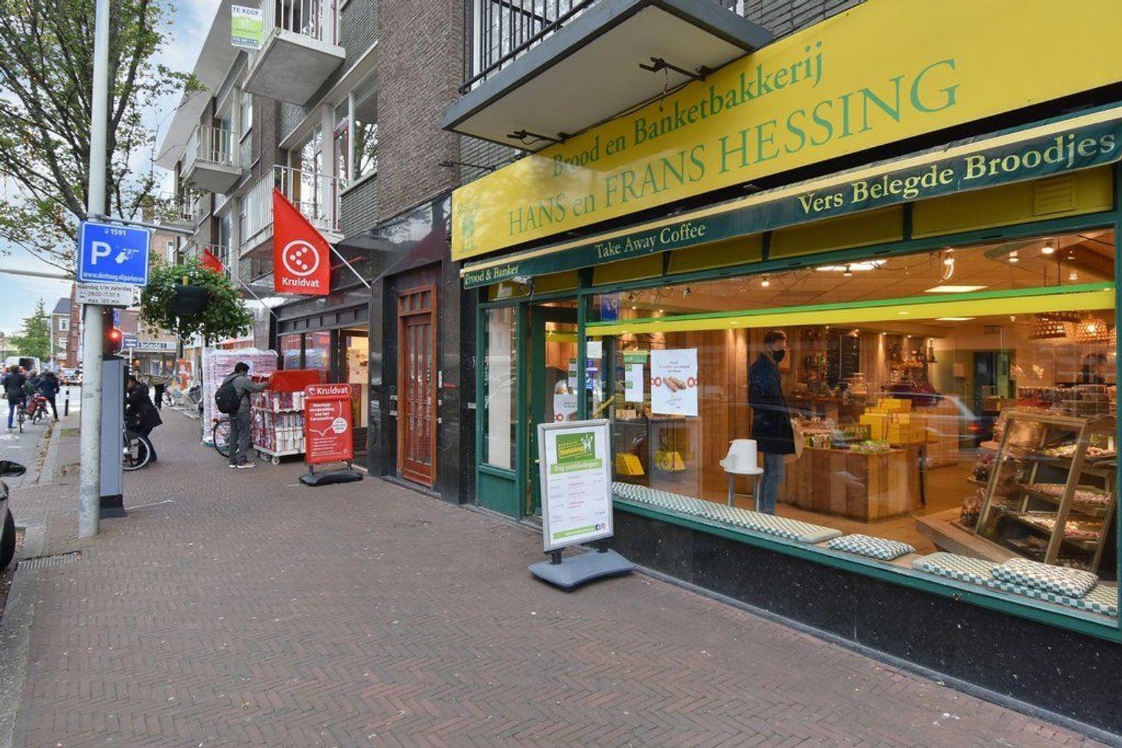 Johannes Camphuijsstraat 68, Den Haag foto-27 blur