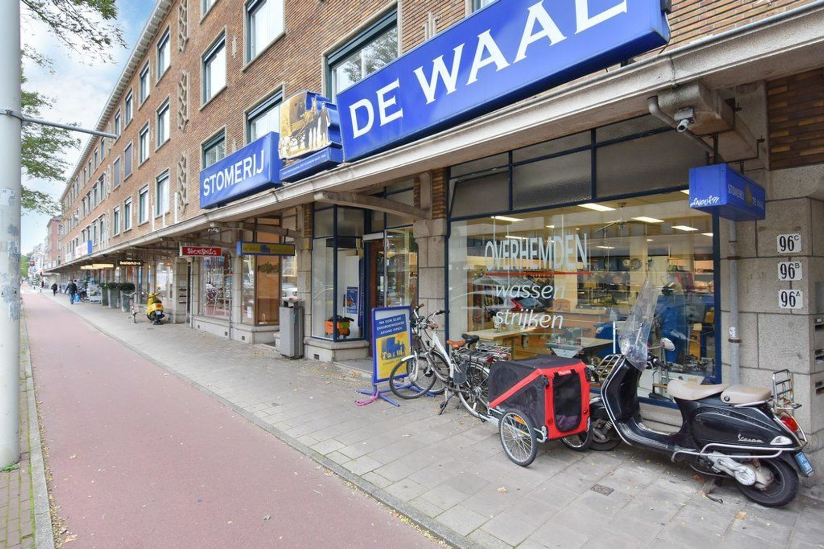 Johannes Camphuijsstraat 68, Den Haag foto-32 blur