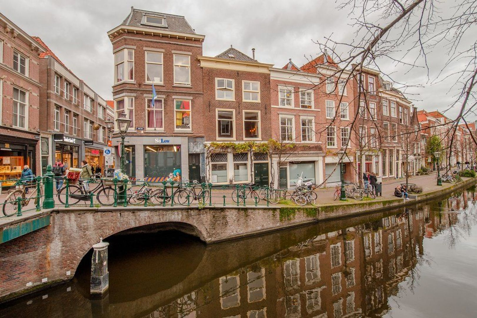 Oude Rijn 2, Leiden foto-58 blur