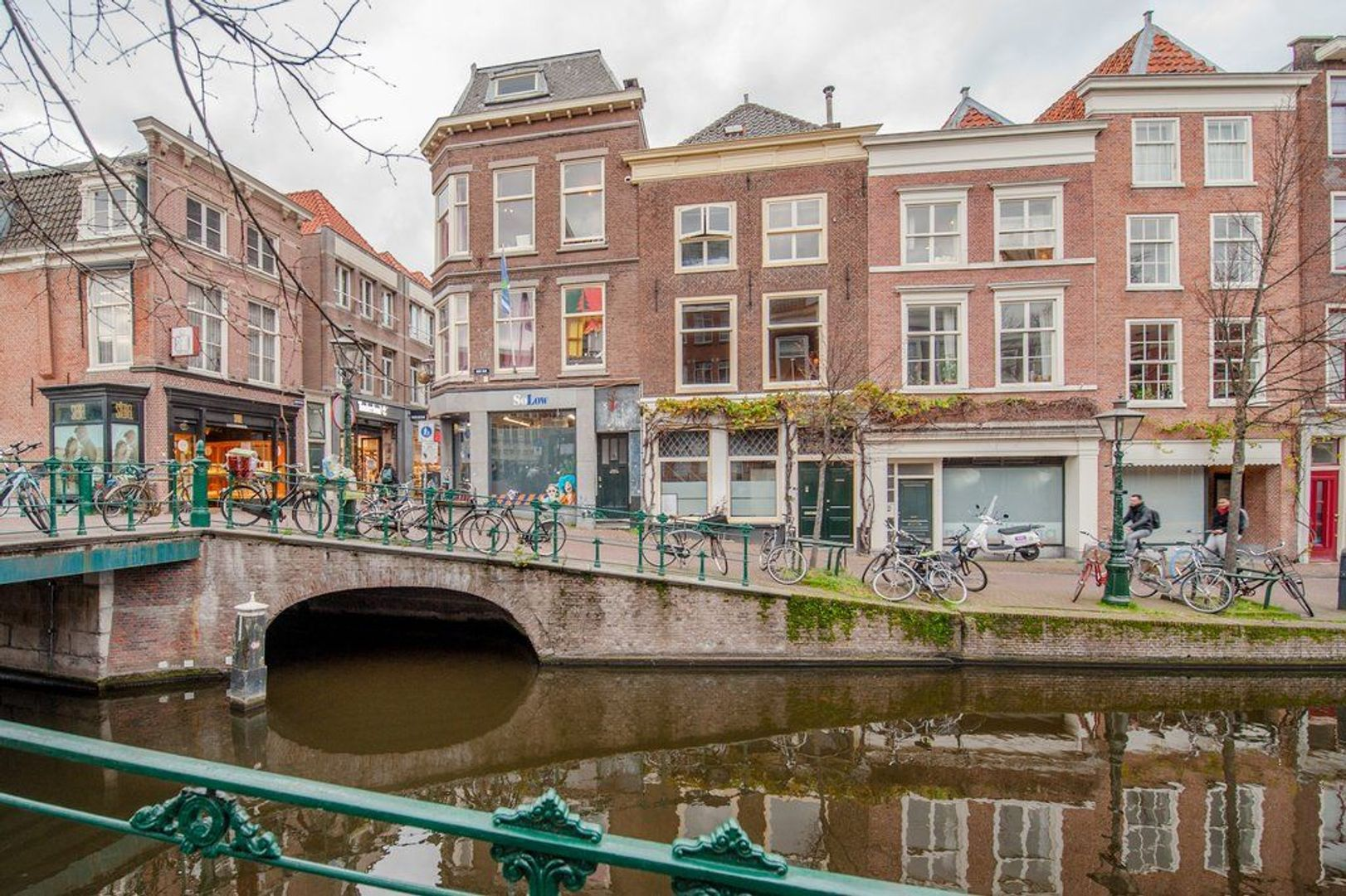 Oude Rijn 2, Leiden foto-59 blur