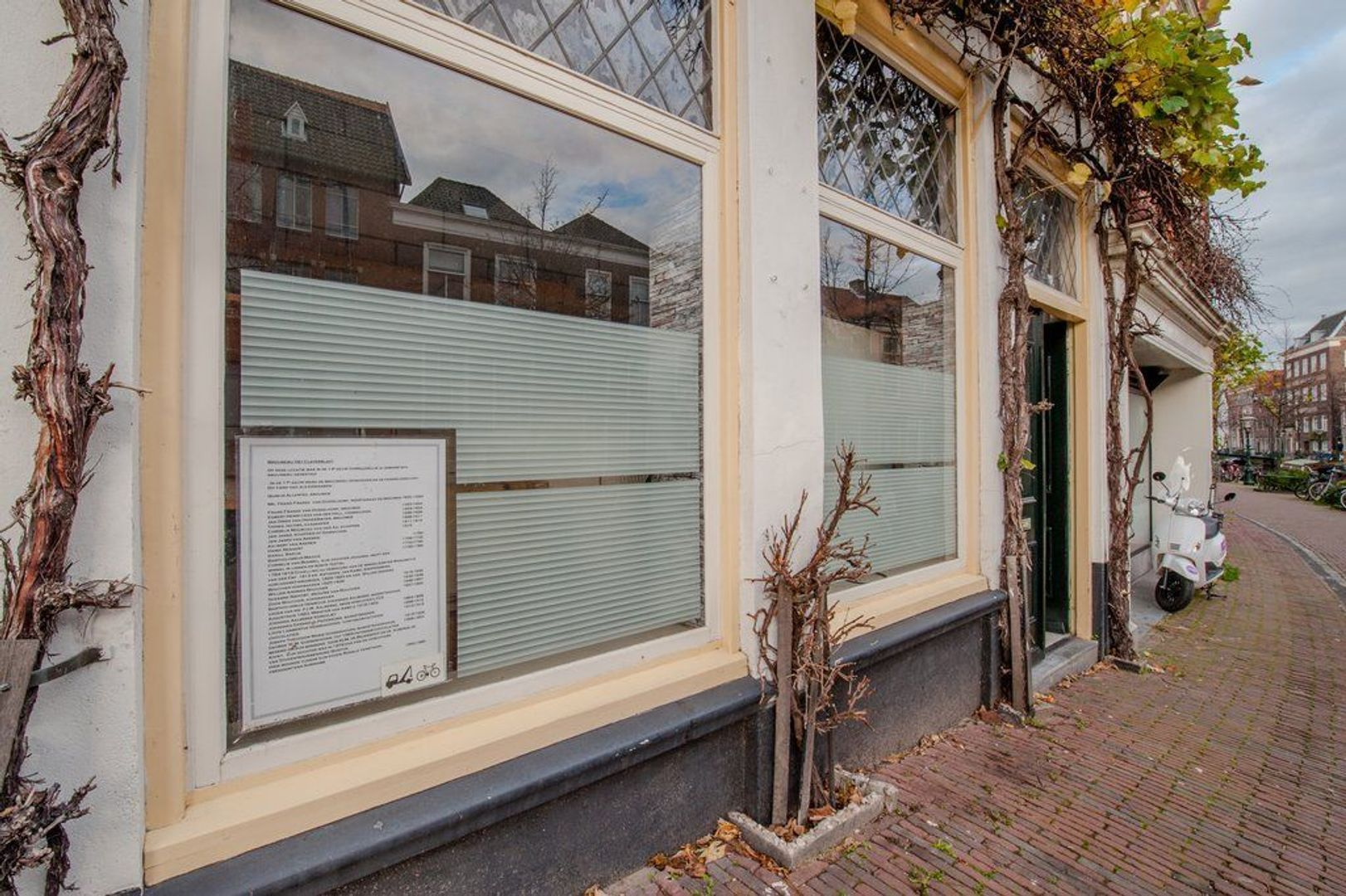 Oude Rijn 2, Leiden foto-53 blur