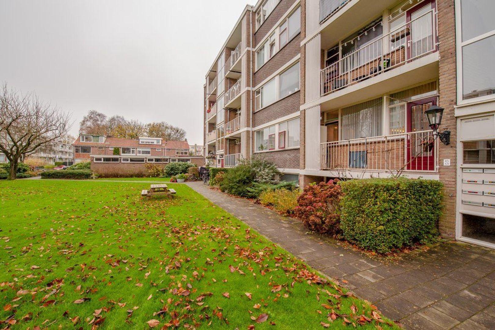 Mozartstraat 53, Leiden foto-34 blur