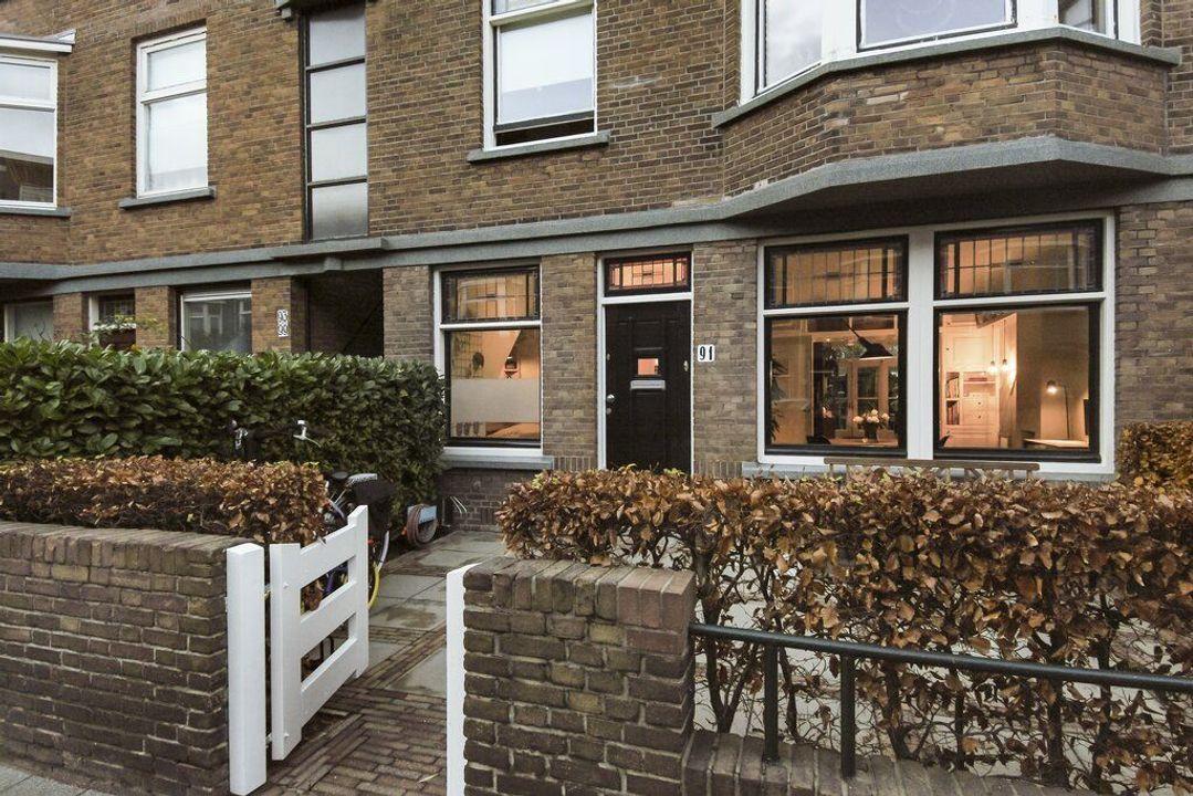 Morelstraat 91, Den Haag