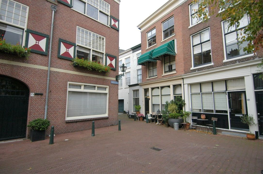 Mallemolen 53 b, Den Haag