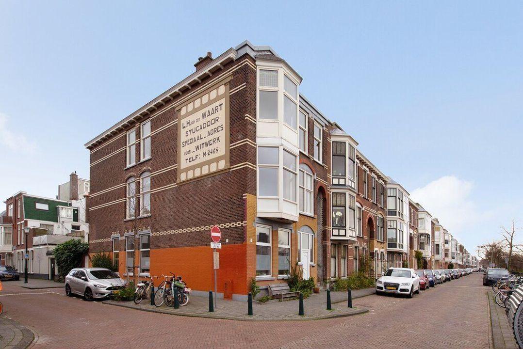 Valkenboskade 209, Den Haag