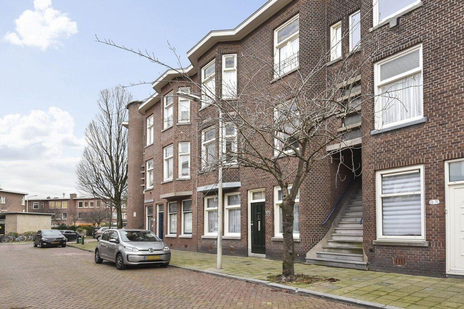 Willem van Outhoornstraat 101, Den Haag foto-30 blur