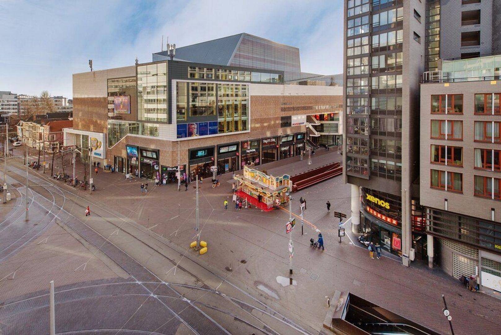 Kalvermarkt 12 c, Den Haag foto-15 blur