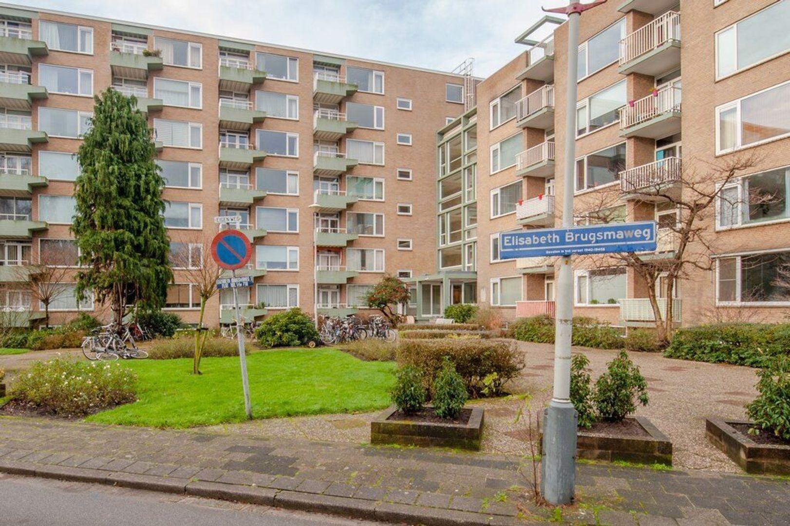 Elisabeth Brugsmaweg 1 603, Den Haag foto-21 blur