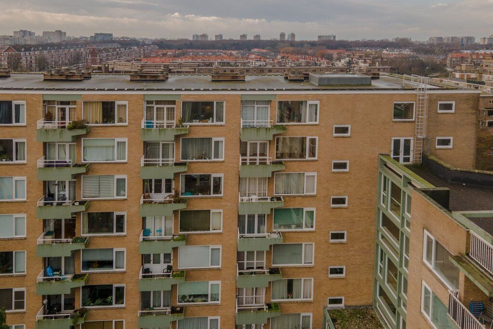 Elisabeth Brugsmaweg 1 603, Den Haag foto-27 blur