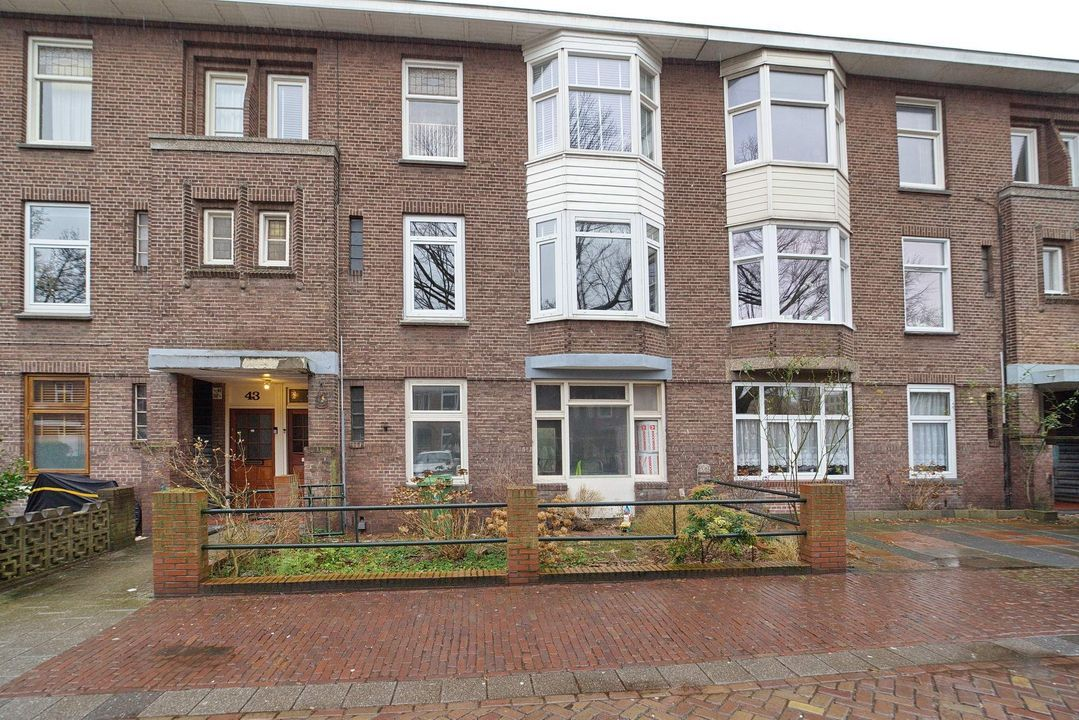van Egmondestraat 49, Voorburg
