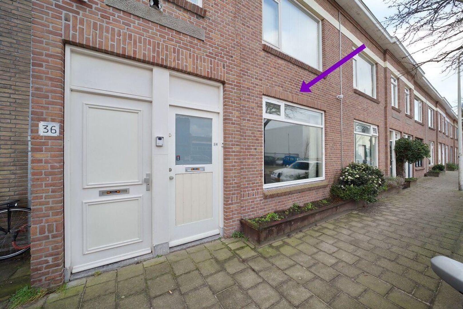 Burgemeester van der Veldestraat 34, Den Haag foto-21 blur