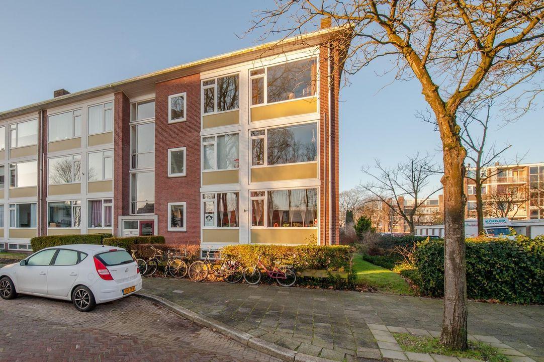 Eduard van Beinumstraat 33, Leiden
