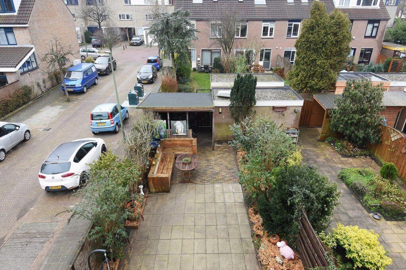 Architect Dudoklaan 31, Den Haag foto-53 blur