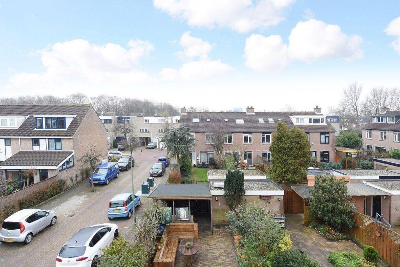 Architect Dudoklaan 31, Den Haag foto-54 blur