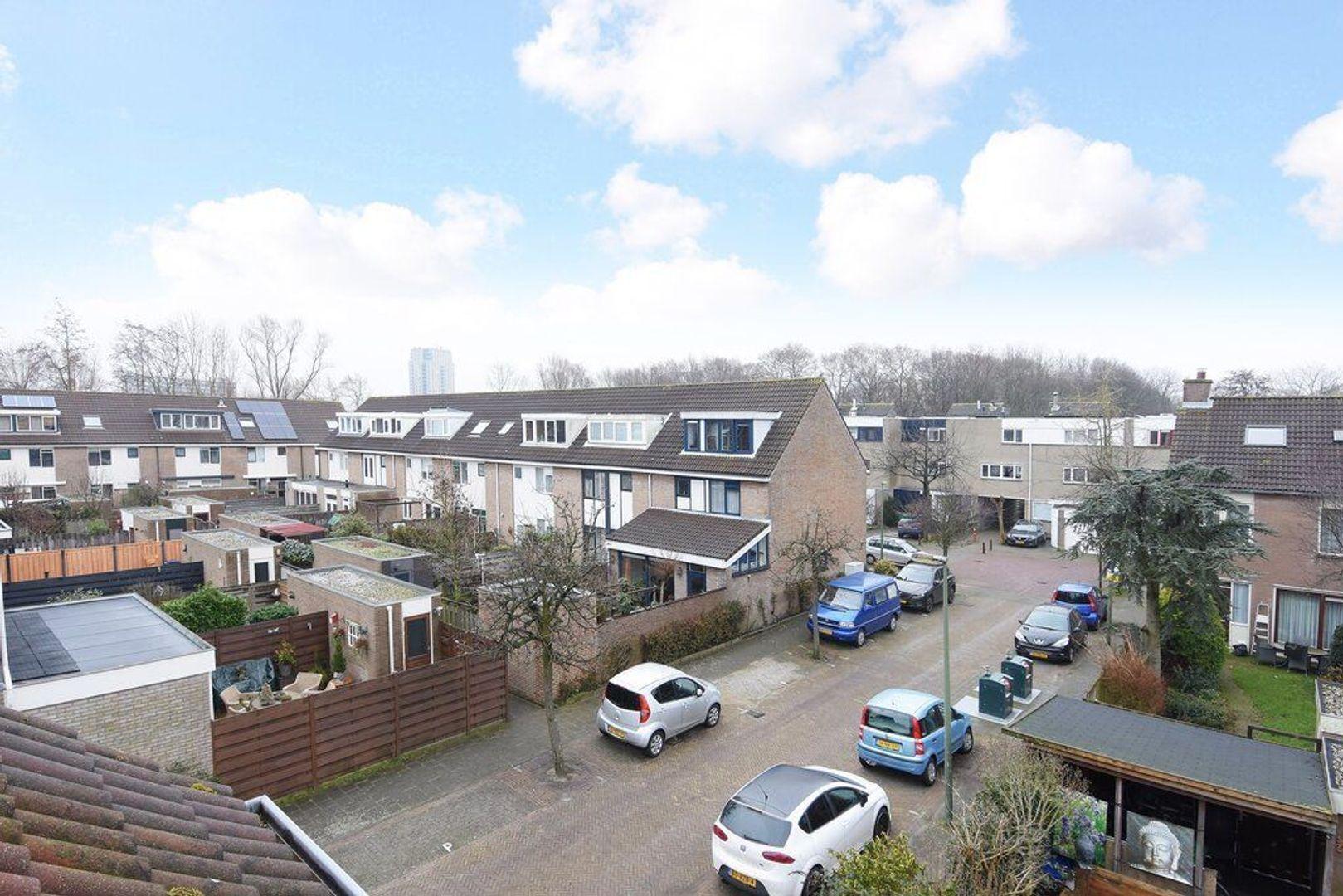 Architect Dudoklaan 31, Den Haag foto-55 blur