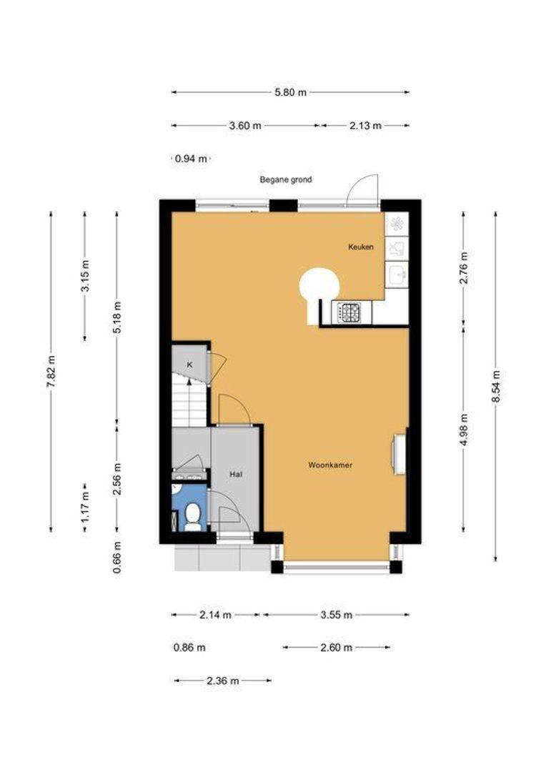 Architect Dudoklaan 31, Den Haag foto-60 blur