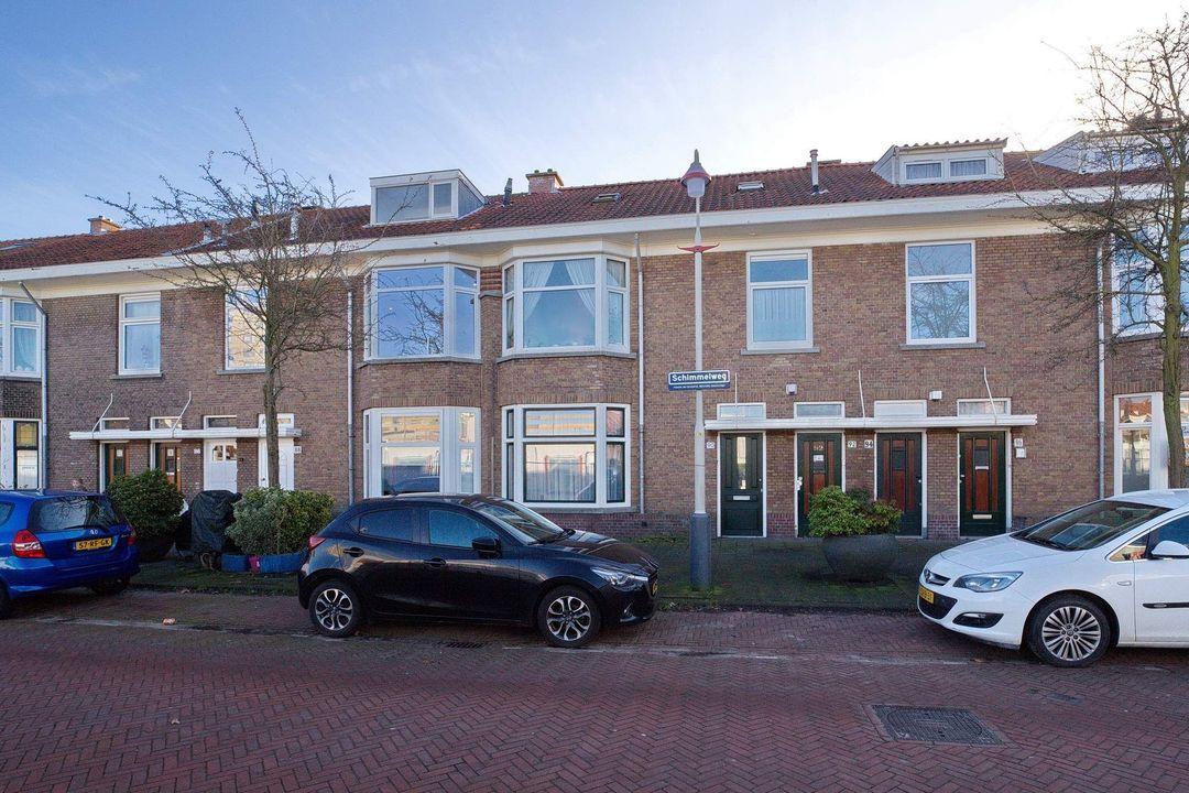 Schimmelweg 92, Den Haag