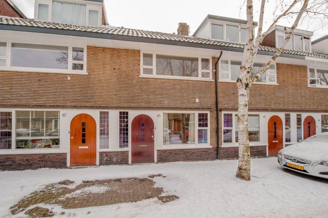 Hugo de Vriesstraat 65, Leiden