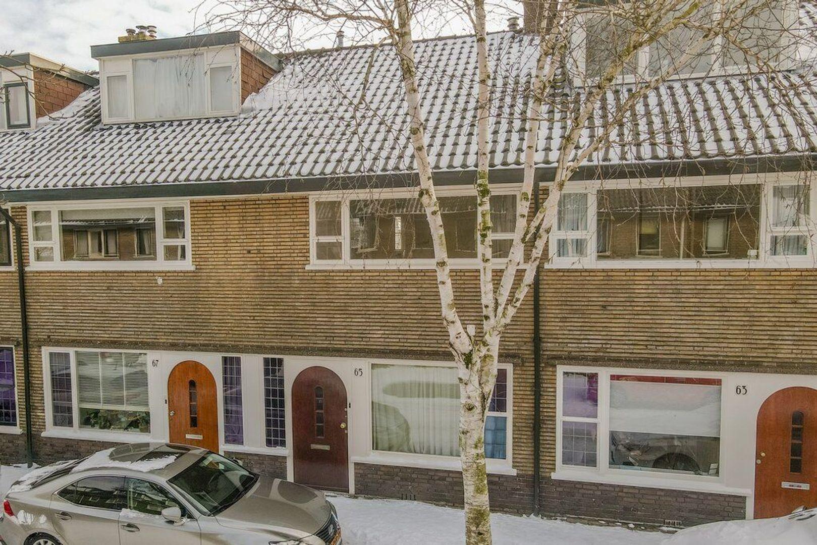 Hugo de Vriesstraat 65, Leiden foto-46 blur