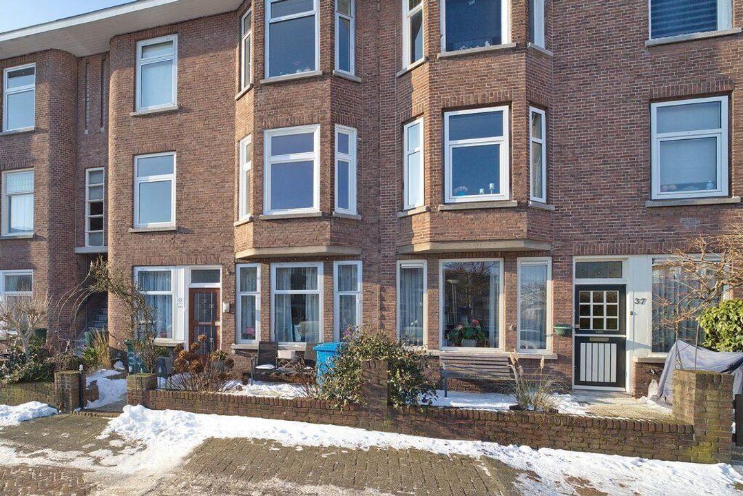 van der Marckstraat 33, Voorburg