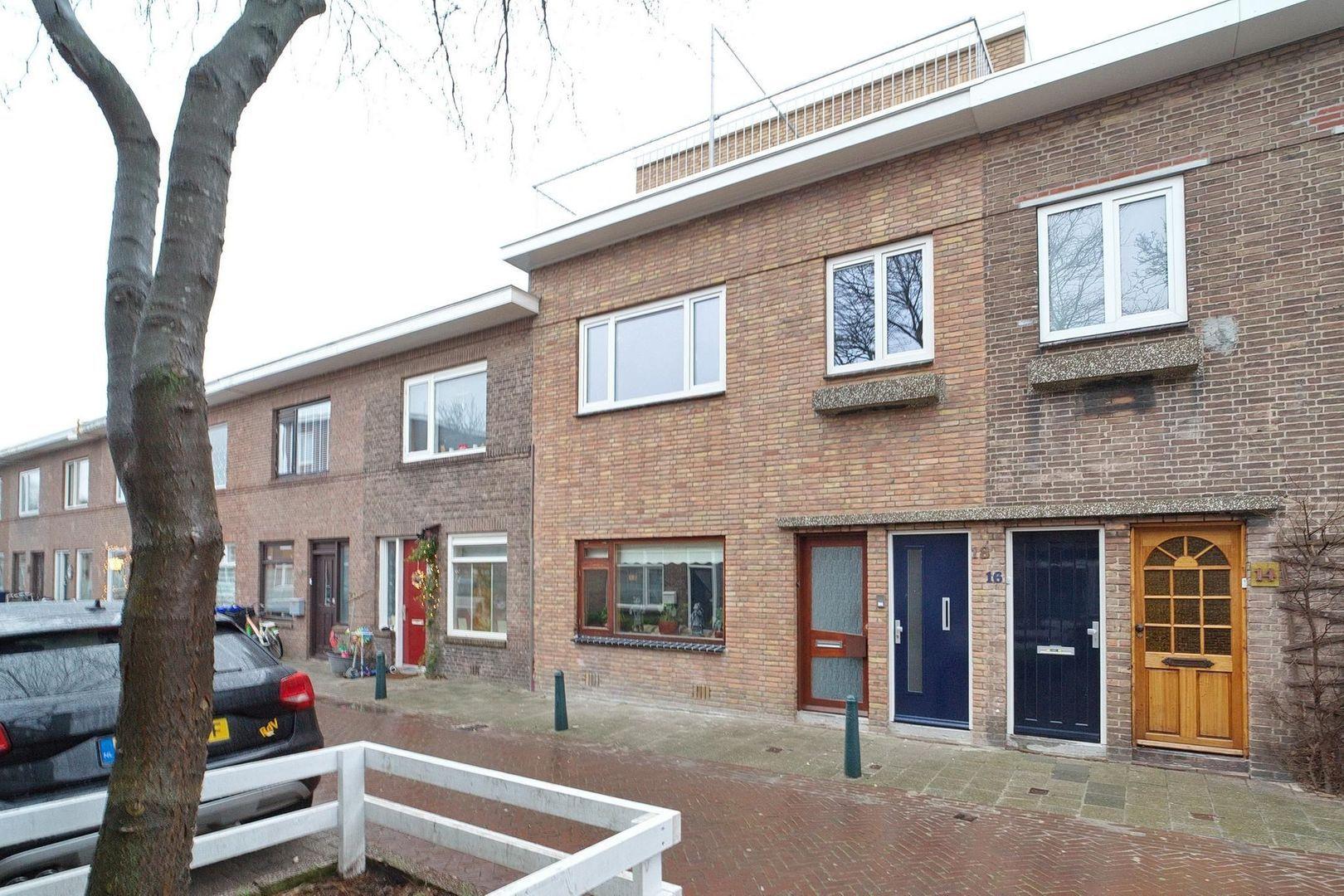 Burgemeester Waldeckstraat 18, Den Haag foto-32 blur