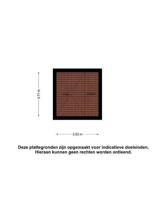 Von Brucken Focklaan 21, Heemstede plattegrond-43