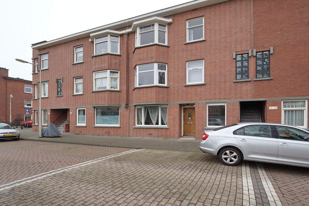 Sinjeur Semeynsweg 187, Den Haag